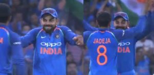 Virat Celebration kreedon