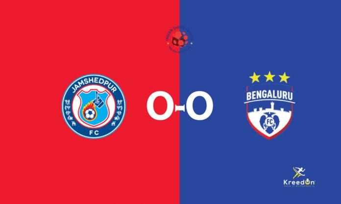 ISL 2019-2020 Bengaluru Jamshedpur KreedOn