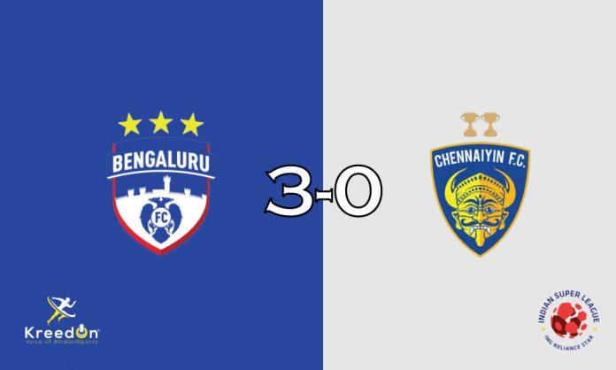 Bengaluru vs Chennaiyin 19-20 KreedOn