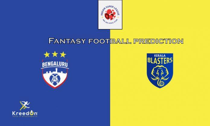 Kerala Blasters FC vs Bengaluru FC KreedOn