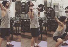 virat kohli workout