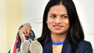 Dutee Chand Indian female athletes KreedOn