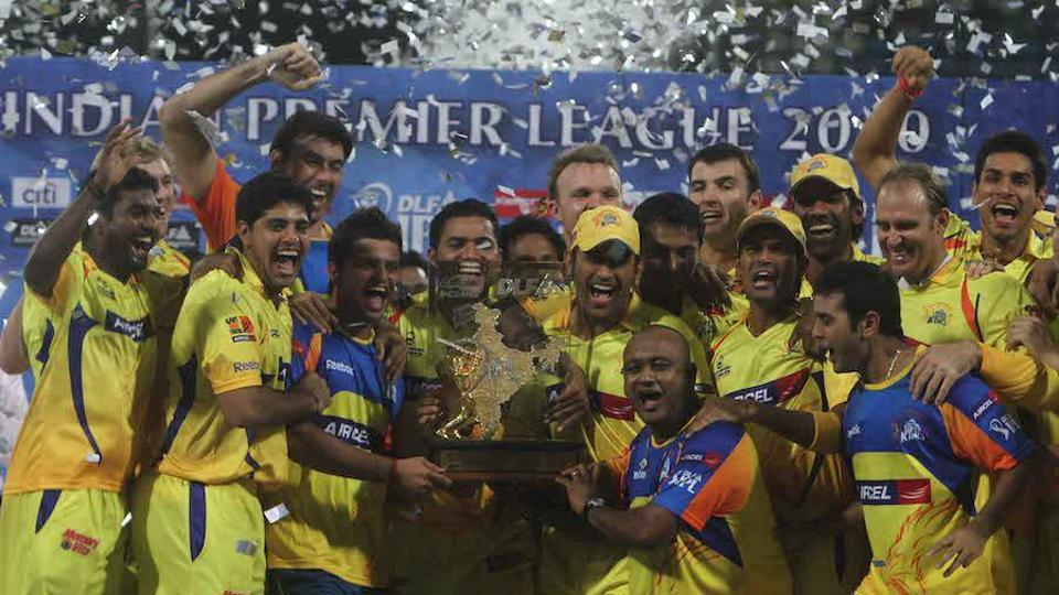 IPL Winners KreedOn