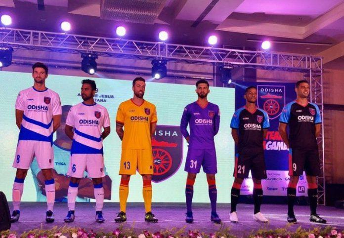 Odisha FC Squad 2019 KreedOn
