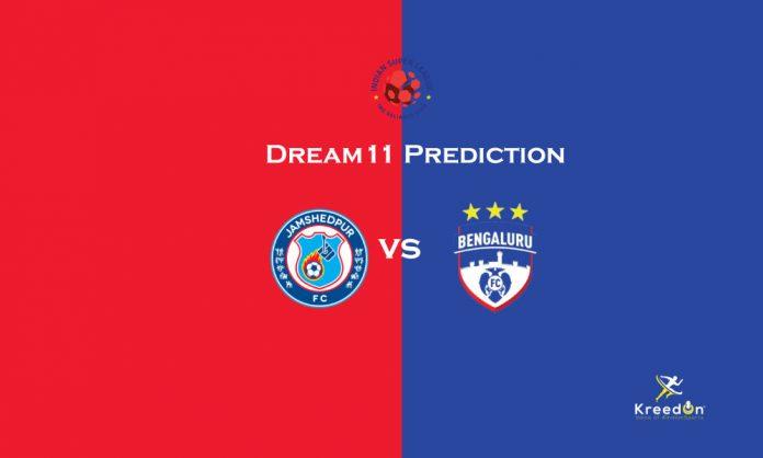 Bengaluru FC vs Jamshedpur FC Dream11 Prediction KreedOn