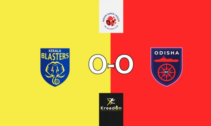 Kerala vs Odisha KreedOn