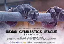 Indian Gymnastics League KreedOn