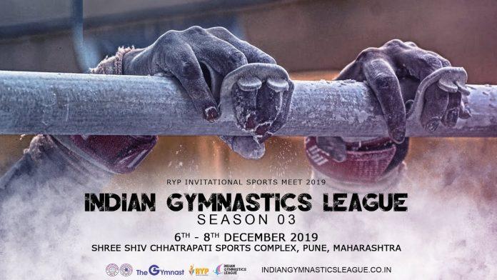Indian Gymnastics League KreedOn
