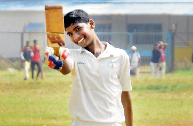 Meet Mayekar Kreedon Cricket Records