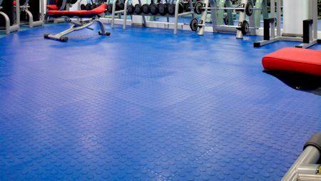 Rubber Flooring KreedOn
