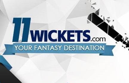 11 wickets top fantasy cricket apps
