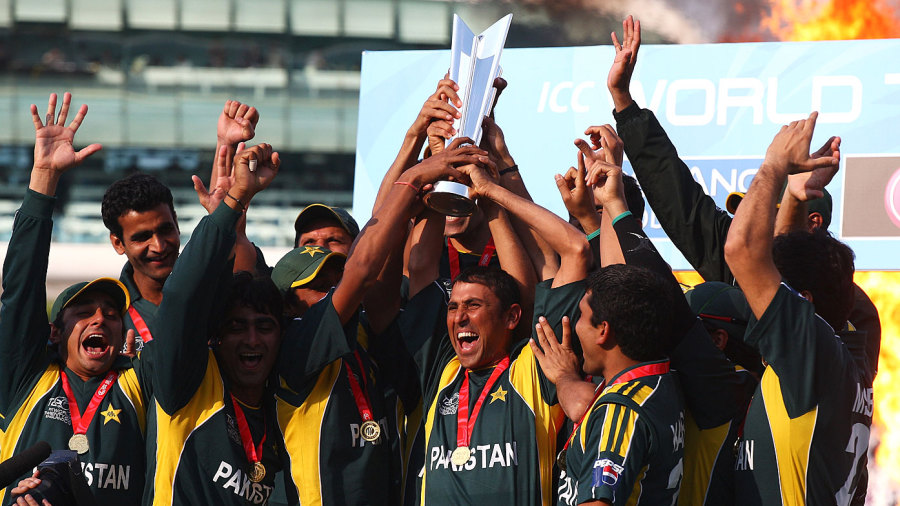 Pakistan World T20 Winners KreedOn