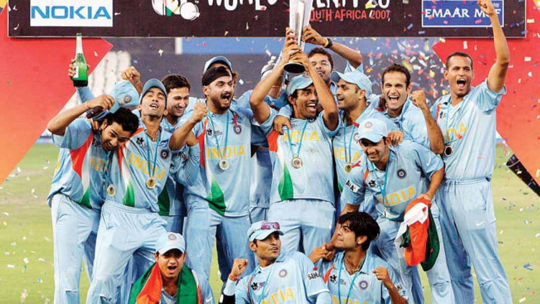 India T20 2007 Winner KreedOn