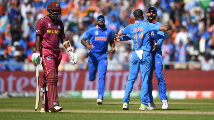 India vs West Indies KreedOn