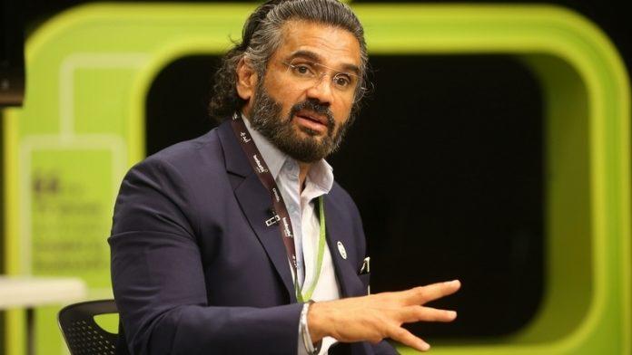 Suniel Shetty KreedOn