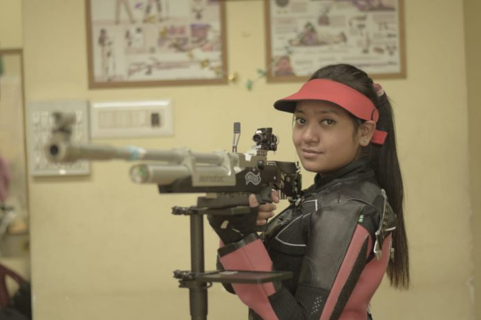 Ayushi Podder Shooting KreedOn