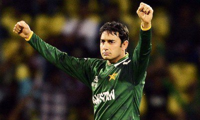 Saeed Ajmal Most wickets T20 internationals
