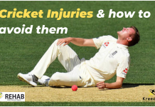 Cricket Injuries KreedOn