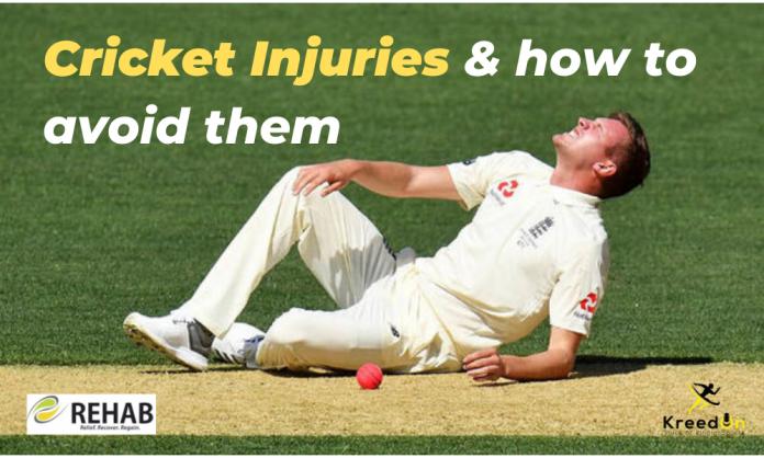 Cricket Injuries KreedOn