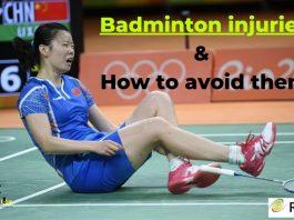 Badminton Injuries KreedOn
