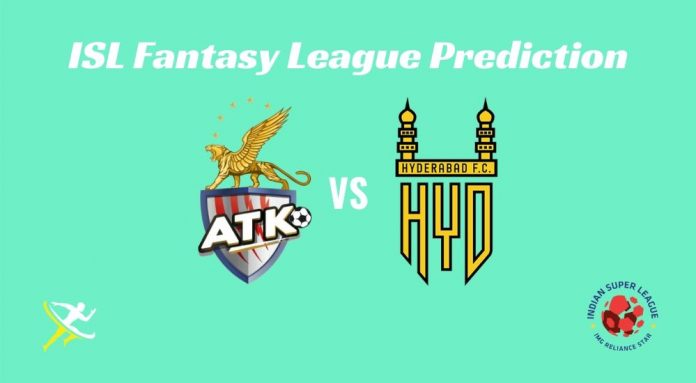 ATK vs HYD Dream11 Prediction 2019 KreedOn