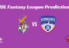 ATK vs BFC Dream11 Prediction 2019