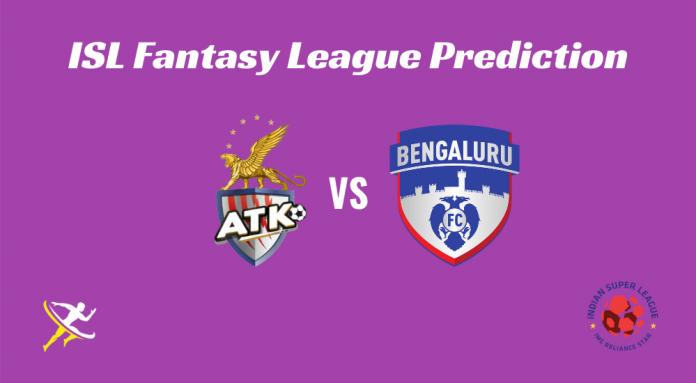 ATK vs BFC Dream11 Prediction 2019