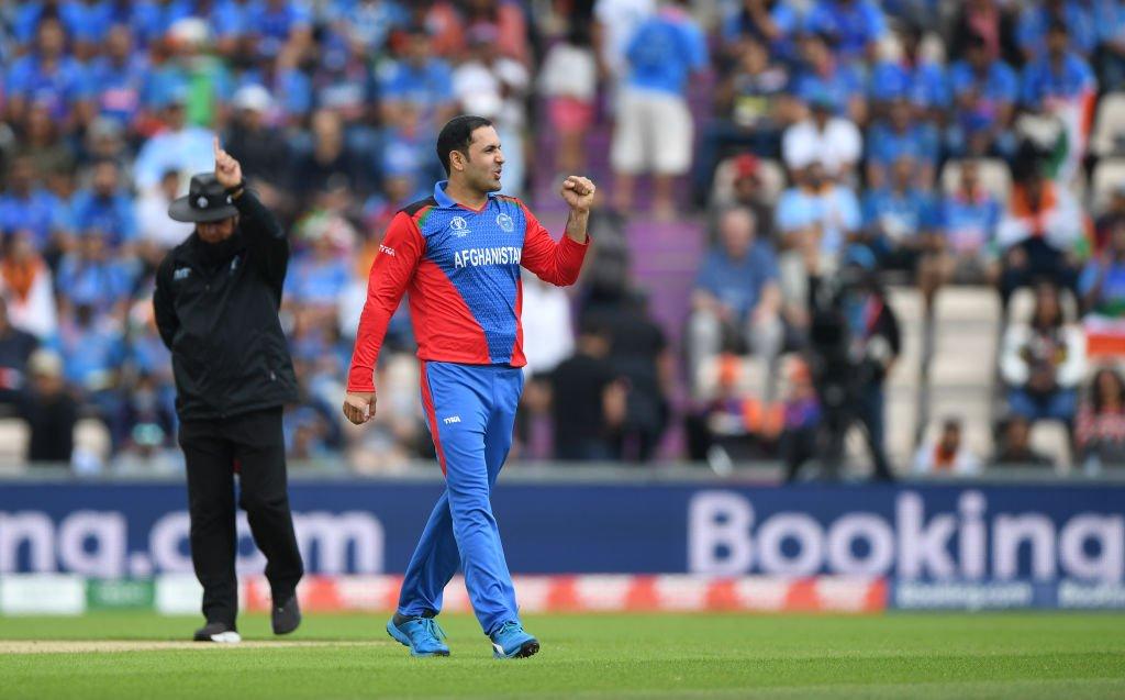 Mohammad Nabi Most Wickets T20 internationals