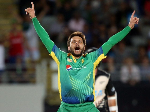 Shahid Afridi Most Wickets T20 Internationals