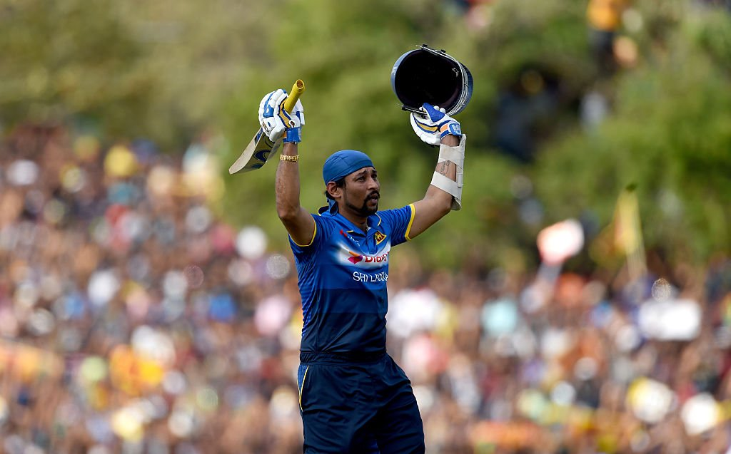 Dilshan Most centuries in ODIs KreedOn