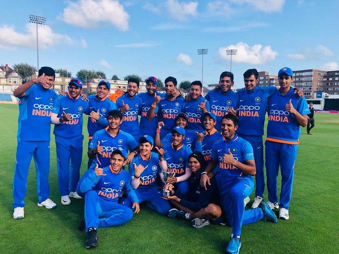 India U19 KreedOn