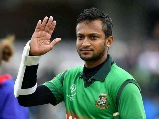 Shakib Al Hassan Most Wickets T20 Internationals