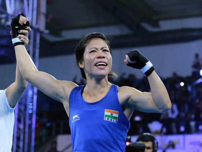 indian womens in olympics MC Mary Kom KreedOn