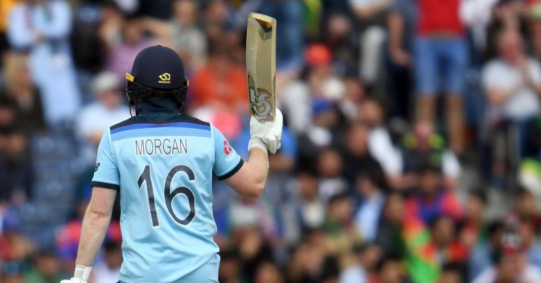 Eoin Morgon most runs in T20 internationals KreedOn