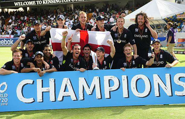 England World T20 KreedOn