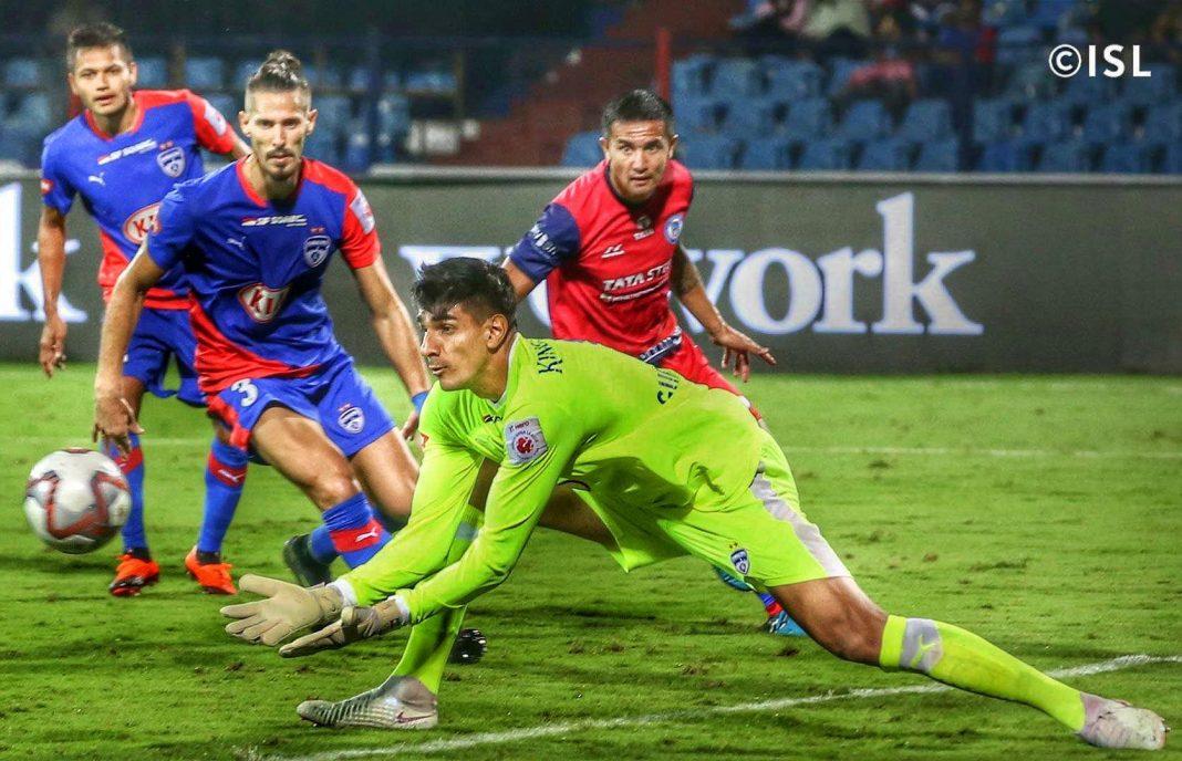 Gurpreet Singh Sandhu best goalkeeper in ISL KreedOn