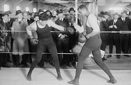 Jack dempsey famous boxers KreedOn