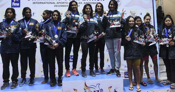 Indian Swimmers KreedOn