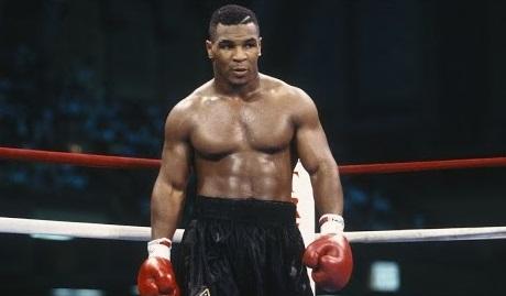 Mike Tyson famous boxers KreedOn
