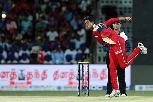 R Sai Kishore cricketer KreedOn