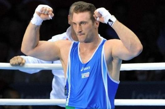 Roberto Cammarelle famous Boxers KreedOn