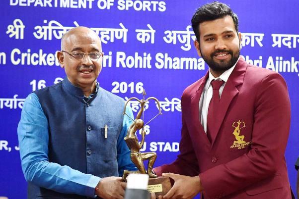 Rohit Sharma KreedOn