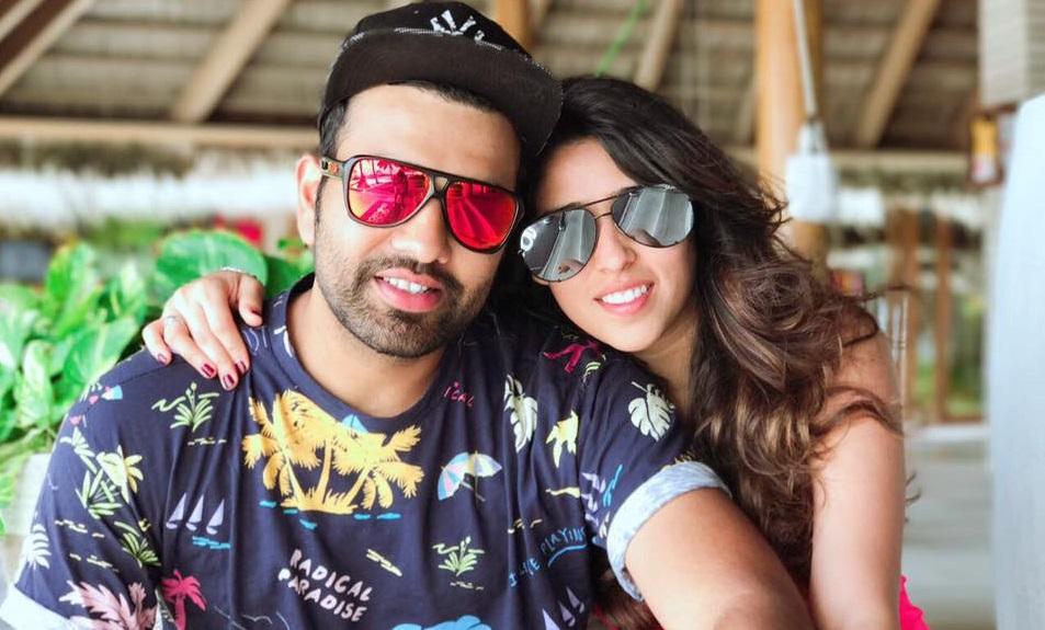 Rohit Sharma Wife KreedOn