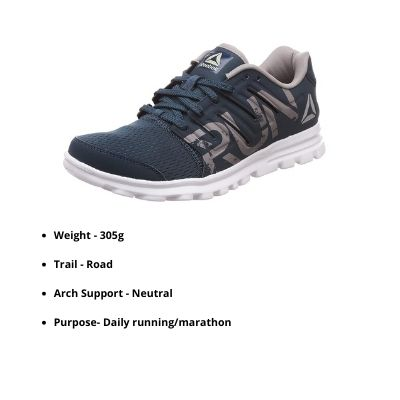 Reebok Marathon shoes kreedon