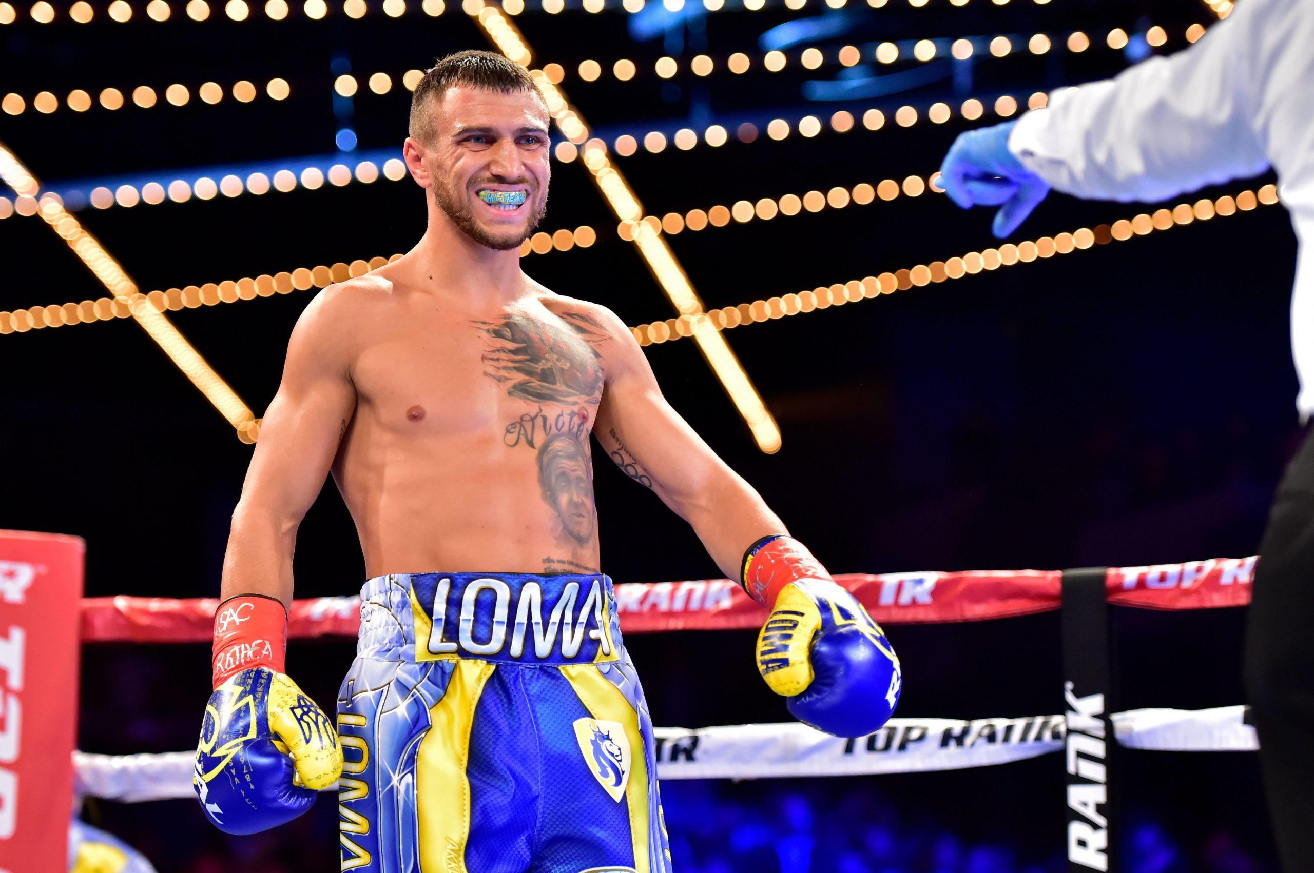 Vasyl Lomachenko famous boxers KreedOn