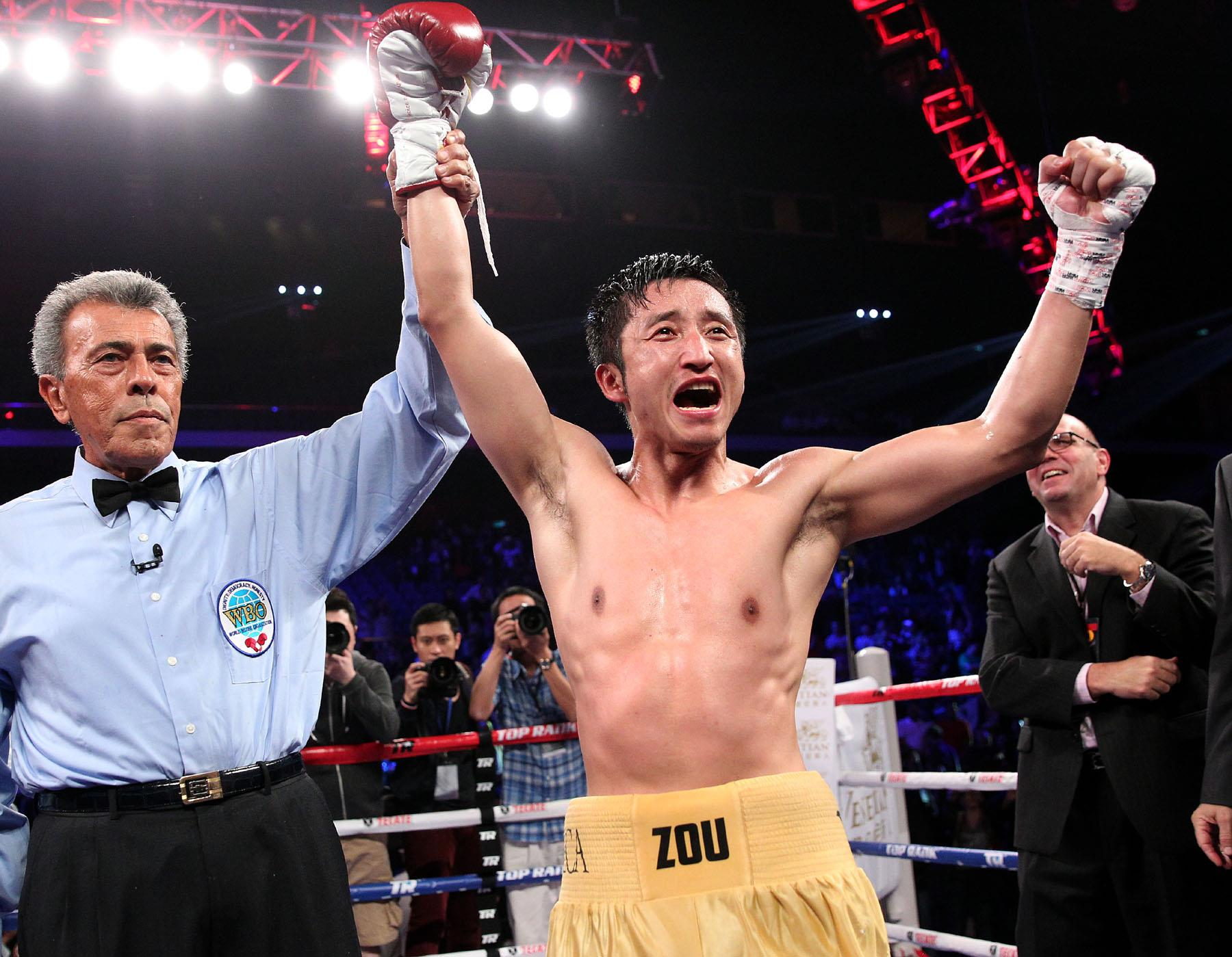 Zou Shiming most famous boxers