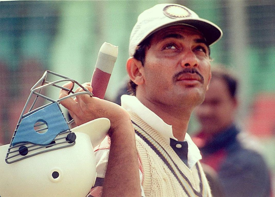 Mohammad Aazharuddin most catches in ODIs KreedOn