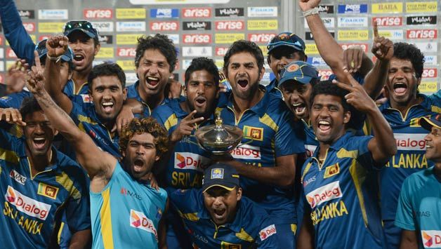 Sri Lanka Cricket World Cup Winners KreedOn