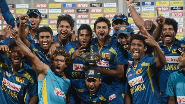 Sri Lanka Cricket World Cup Winners KreedOn