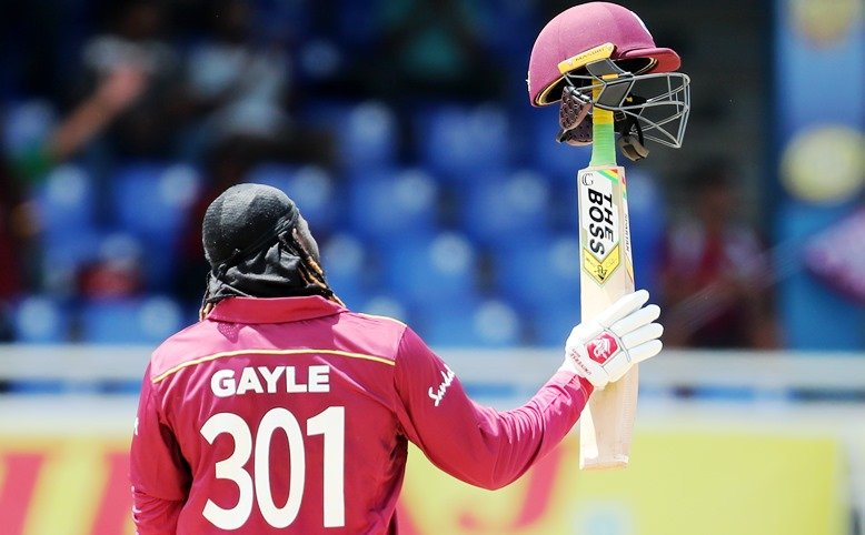 Chris Gayle Most Centuries in ODIs KreedOn